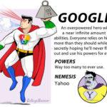 Google: Dieu numérique ou fausse icone ?